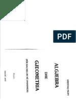 Algjebra Dhe Gjeometria
