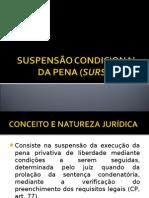 Suspensão Condicional Da Pena (Sursis) (1)