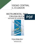 instrumental basico de clinica