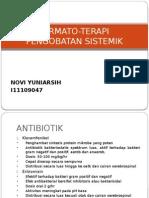 DERMATO-TERAPI (SISTEMIK)