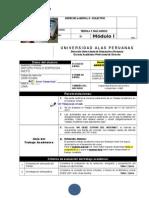Derecho Laboral II - Colectivo