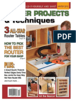 Router Projects & Techniques