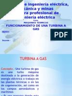 Turbina a Gras  y su funcionamiento