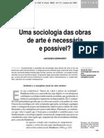 Leenhardt- Sociologia de Las Obras