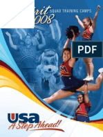 USA Spirit Brochure '08
