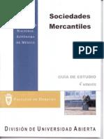 Sociedades Mercantiles 4 Semestre