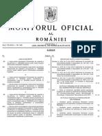 Hotarari Ale Comitetului Director Publicate in MO Nr. 0348