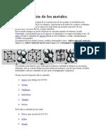 Cristalización de Los MetalesSSS