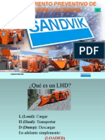 MANTENIMIENTO PREVENTIVO LOADER Y DUMPER.ppt