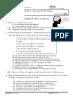 QA FF Coerência Textual
