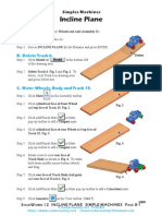 8.Incline Plane Simplemachines