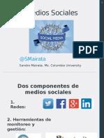 Sesión 4-5 Medios Sociales - Perú