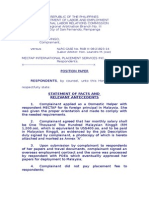 50843171 certificate to file action sample position paper sample position paper barangay certificate barangay certificate certificate to file action yelopaper