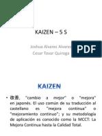Kaizen y 5s - 14Agosto2013
