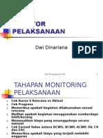Monitor Pelaksanaan
