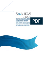 SANITAS 2011 Annual Report
