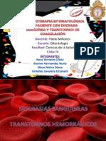 Exposicion -Discrasias Sanguineas- Farmaco_2