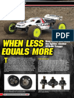 XRAY XT8 - 2009 Specs Review in Radio Race Car (UK) - NEW