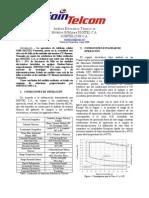 Analisis Termico a Unidades Carrier Unit (trans-recepetor 2G) en Radios Bases Siemens BS240