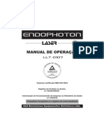 Manual Endophoton LLT 0107 R12