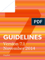 EACS HIV Guidelines Nov 2014