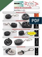 Catalogo Llaveros