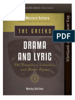 Drama and Lyric Workbook Sample