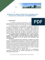 Caderno Da Escola de Humanidade - Normas_submissao_artigos_2014 (2)