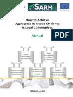 SARMa Manual Resource Efficiency