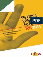 Líneas ICO 2014