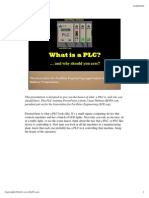 What is a PLC