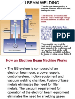 13 Electron Beam Welding