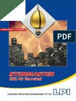 ESE Air Terminal Leaflet