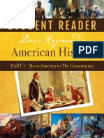 American History Sample Reader