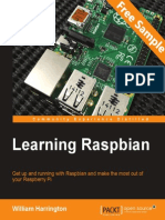 Learning Raspbian - Sample Chapter
