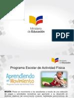 9.- Presentación Aprendiendo en Movimiento