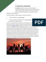 Alianza Para El Desarrollo Sostenible Legislacion
