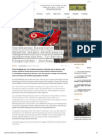 2014-10 Ranghohe Beamte hingerichtet - Yonhap Sputnik