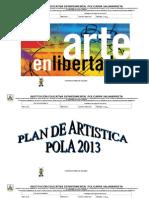 PLAN CURRICULAR ARTISTICA 2013.doc