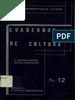 Cuadernos de cultura