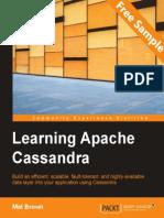 Learning Apache Cassandra - Sample Chapter