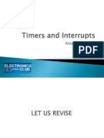 Timers and Interrupts