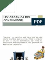Ley Organica Del Consumidor