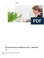 SAP Screen Personas Installation