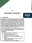 Indo- Islamic Architecture
