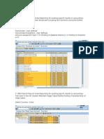 FI_HR Integration Configuraion
