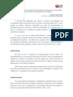 Modelo de Projeto de Automação