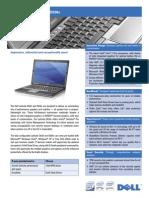 Dell latitude D630 specification