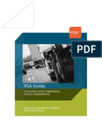 Guide to Keeping Your Commercial Vehicle Roadworthy