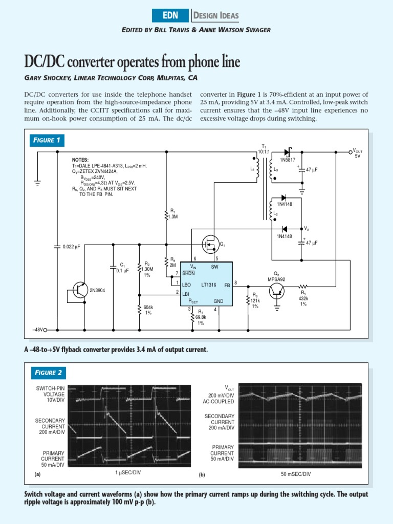 Edn Design Ideas 1998 Amplifier Analog To Digital Converter Electronic Watchdog Circuit Free Circuits 8085 Projects